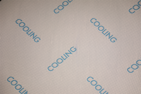Cool nylon air layer