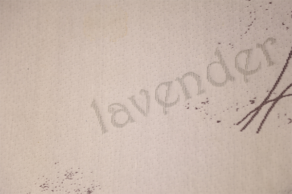 Lavender fragrant knitted air layer